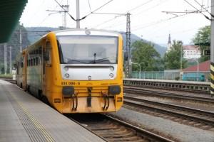 vlakova doprava nadrazi decin_aleso