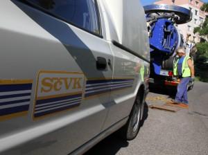 SČVAK kanalizace vodovody oprava rekonstrukce_aleso