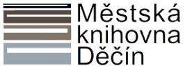 Městská knihovna Děčín - logo