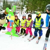 Zimní nabídka Ski areálu Jedlová