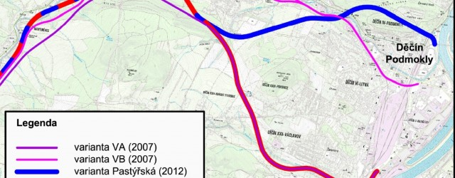 Rozhodnutí, zda se Děčín připojí na dálnici D8 takzvanou Chrochvickou variantou, Zelenou variantou u Malšovic nebo Nulovou podél Labe, příští rok nepadne. Varianta přivaděče, na kterou město čeká roky, nebude […]