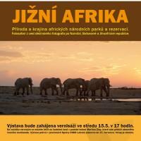 vernisáž výstavy fotografií - JIŽNÍ AFRIKA