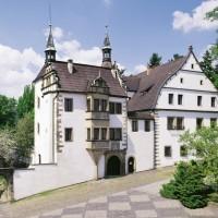 Dolní zámek Benešov nad Ploučnicí - NPÚ Ústí nL.