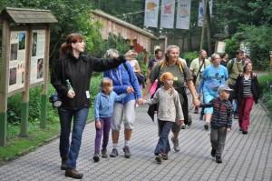 zoo več. prohlídka
