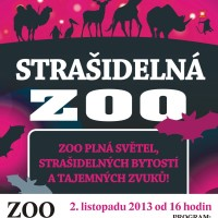 strašidelná zoo