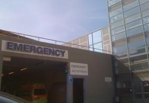 nemocnice UL