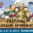 O víkendu 26. a 27. září 2015 se v severočeském městě Rumburk uskuteční třetí ročník ojedinělého festivalu, jehož cílem je pomáhat lidem v regionech, na které se zapomíná. Není tedy […]