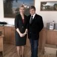 Primátorka města Marie Blažková se setkala s velvyslancem Švýcarska Markusem Alexanderem Antoniettim. Ten působí v České republice od listopadu 2012 a zajímá se o život v zemi, ekonomické podmínky, kulturu, […]
