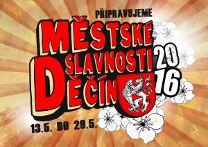 MĚSTSKÉ SLAVNOSTI 2016