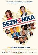 Sezn@mka - Letní kino na zámku