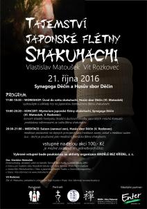 Tajemství japonské flétny shakuhachi