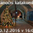 Parádní předvánoční rozjímání se koná dne 10.12.2016 v rámci multižánrového kulturního minifestivalu KATAKOMBAFEST, který pořádá spolek ARTCZECH.COM. Tentokrát začíná jiz v 16:00 hodin, a to programem, který je určen pro […]