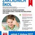 Ředitelky a ředitelé základních škol v Děčíně stanovili den zápisu do prvních ročníků základních škol pro školní rok 2017/2018 na pátek 7. dubna 2017 v době od 8,00 hod. do […]
