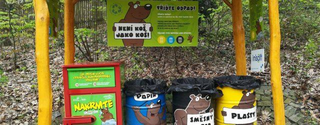 Třídění odpadu je vdnešní době naprostou samozřejmostí a zodpovědný přístup kživotnímu prostředí se již mnoho let snaží propagovat i děčínská zoologická zahrada. Nyní dokonce přišla snovinkou, díky které rozšířila možnosti […]