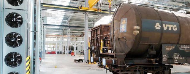 Novou halu otevřela děčínská firma Ryko, která je jednou z největších evropských opraven nákladních železničních vozů. Hala stála přes šedesát milionů korun a práci v ní najde dalších třicet lidí. […]