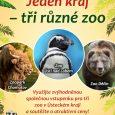 Jeden kraj – tři různé zoo: Společná vstupenka do zahrad se vyplatí! Vítěz zloňského ročníku si užije víkendový pobyt na Klínech. Již od roku 2016 mohou milovníci zoologických zahrad využít […]