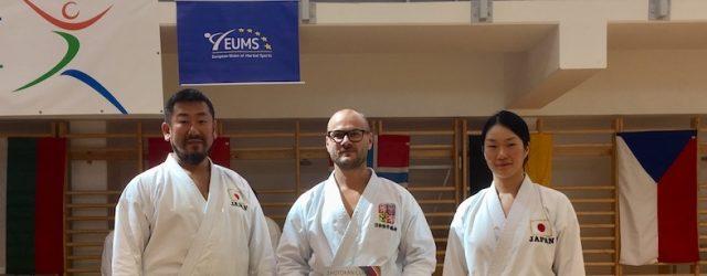 Na mezinárodním turnaji Shotokan cup v Budapešti obsadil Jan Steklý cenné 4. místo. Na prvním místě se umístil Ocsovai Gergő (Mistr Evropy 2018) a na druhém Vágvölgyi Balázs oba reprezentanti […]
