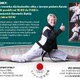 Myslíte, že karate můžou cvičit pouze děti? Omyl. V Karatedo Steklý jsou specializované tréninky seniorů. Cvičit může kdokoliv, kdo má chuť.